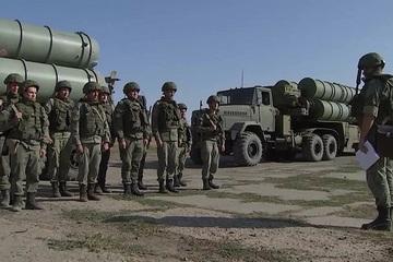 Những hình ảnh 'nóng' nhất từ cuộc tập trận Kavkaz-2020