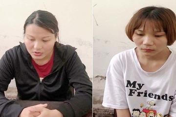 Khởi tố 2 chị em ruột tổ chức đưa phụ nữ sang Trung Quốc mang thai hộ