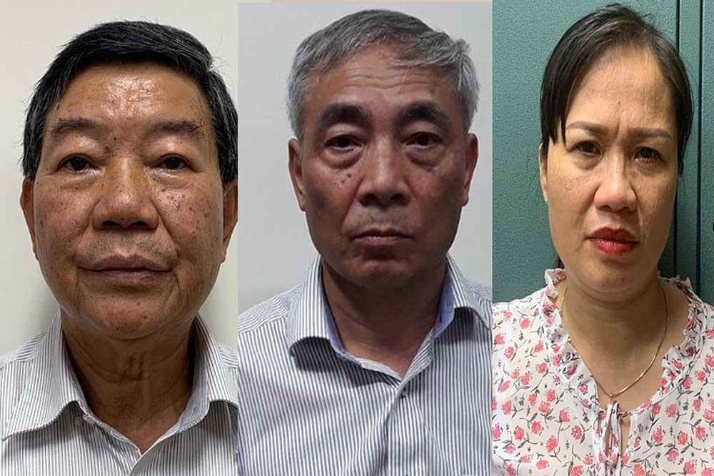 Khởi tố và bắt tạm giam nguyên Giám đốc, Phó Giám đốc cùng Kế toán trưởng Bệnh viện Bạch Mai