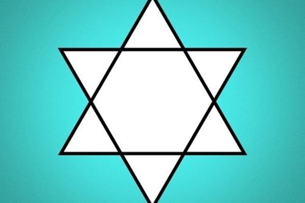 câu đố đếm số hình tam giác 1