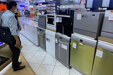 Máy rửa bát nội địa đã qua sử dụng được mua nhiều