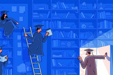 Thanh xuân chưa một lần nỗ lực: Cùng đỗ đại học như nhau, tại sao sau 4 năm lại có chênh lệch khổng lồ giữa người với người?