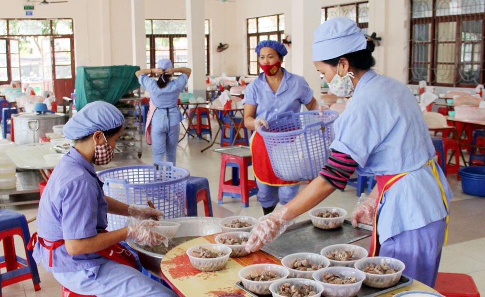 Quảng Ninh: Tiếp tục tăng cường đảm bảo an toàn vệ sinh thực phẩm