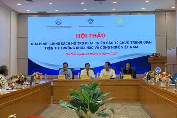 Tìm kiếm giải pháp hỗ trợ phát triển thị trường khoa học và công nghệ Việt Nam
