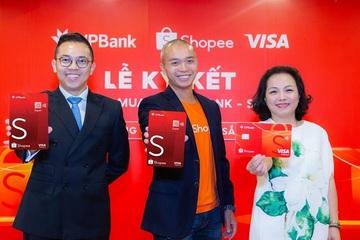 """Ra mắt """"Thẻ tín dụng VPBank  Shopee"""", nhiều ưu đãi lớn cho khách hàng"""