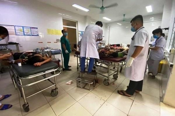 Thảm án ở Hà Tĩnh: Truy sát gia đình vợ cũ, 1 người tử vong, 2 người nguy kịch