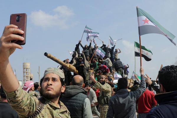Tình hình Syria: Nga áp dụng kinh nghiệm chiến đấu ở Syria trong tập trận