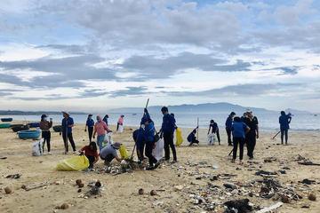 """Ra quân chiến dịch """"Hãy làm sạch biển"""" năm 2020 tại Bình Định"""