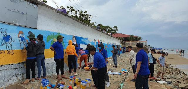 Biển đảo,Thanh niên tình nguyên,Chương trình làm sạch biển
