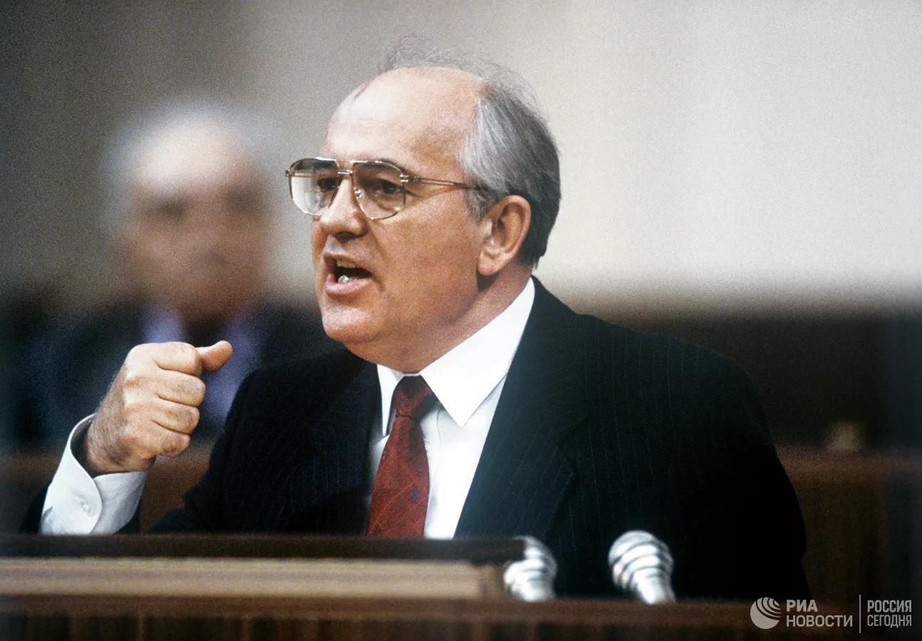 Ông Gorbachev nhắn nhủ gì người thắng trong cuộc đua tổng thống Mỹ?