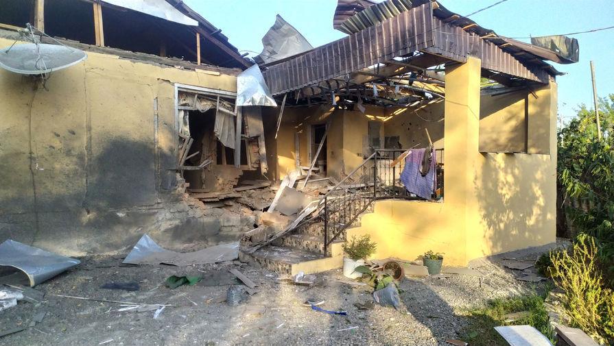 Hậu quả 'khủng khiếp' của các cuộc pháo kích ở Nagorno-Karabakh