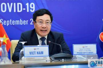 Anh hỗ trợ 50 triệu Bảng cho ASEAN để ứng phó Covid-19