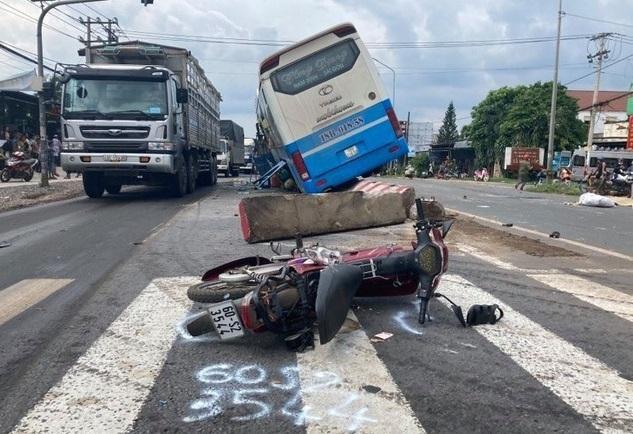 534 người chết vì tai nạn giao thông trong 1 tháng