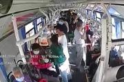 Tài xế xe buýt dũng cảm chỉ mặt 4 tên trộm đang hành nghề