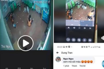 Lào Cai: Làm rõ vụ bé 2 tuổi bị bố bạn tát, giật tóc ngay tại lớp học