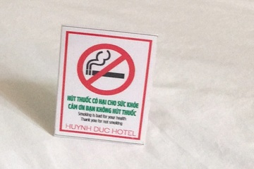 Bạc Liêu: Đưa cấm hút thuốc vào quy chế cơ quan