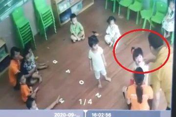 Bố bé 2 tuổi bị đánh tại lớp mầm non: Tôi không chấp nhận lời xin lỗi!