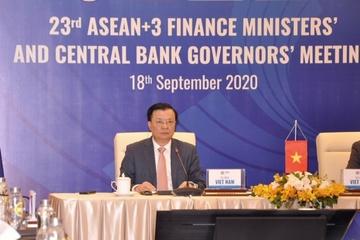 Bộ trưởng Tài chính: Hội nghị AFMGM+3 tìm giải pháp để thúc đẩy phát triển kinh tế