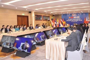 5 sáng kiến hợp tác tài chính ASEAN+3