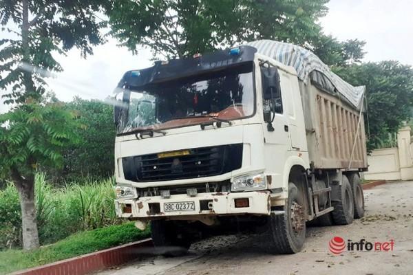 Nghệ An: Cử đội đặc biệt kiểm tra, xử lý xe quá khổ, quá tải trên đường Hồ Chí Minh