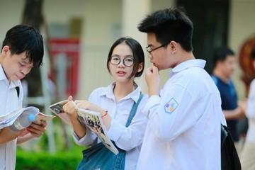 Chuẩn bị công bố điểm chuẩn đại học 2020