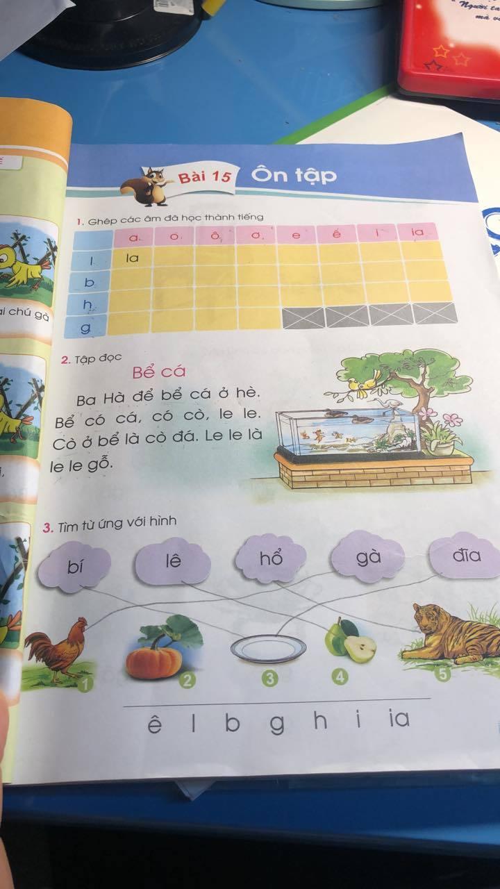 SGK lớp 1 mới: Trẻ quá tải, học trước quên sau, sao Bộ vẫn chưa dừng, điều chỉnh?