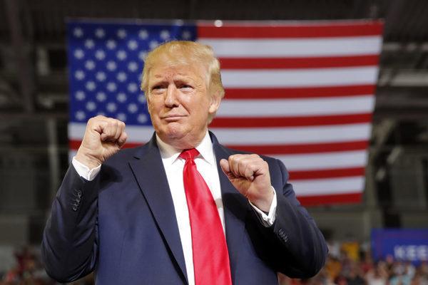 Trước khi mắc Covid-19, TT Trump làm 'xét nghiệm nhiều nhất nước Mỹ'