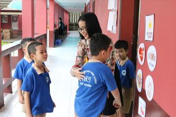 Đẩy mạnh giáo dục đạo đức, lối sống cho học sinh