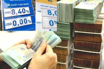 Lãi suất tiếp tục giảm, từ tháng 10 gửi tiền tiết kiệm ngân hàng nào có lợi nhất?