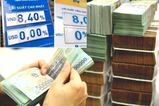 lãi suất ngân hàng tháng 10