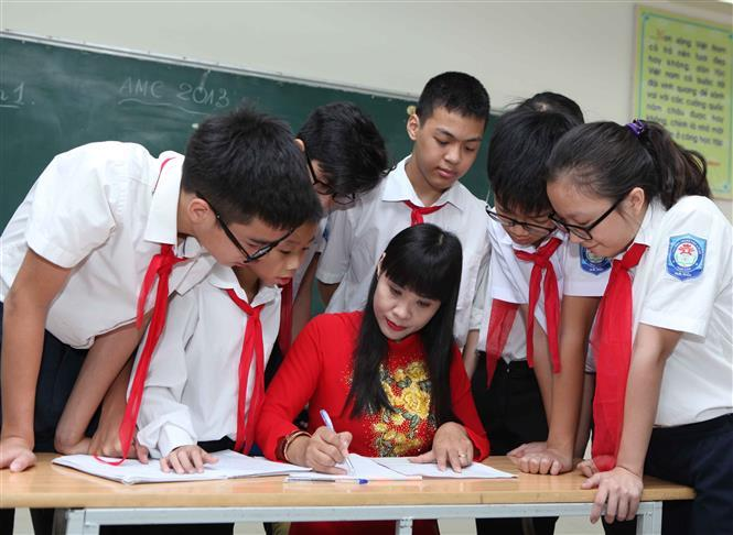 Nghệ An: Tập trung 8 nội dung xây dựng văn hóa ứng xử trường học