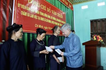 Lạng Sơn: Xã Chí Minh tích cực xoá đói, giảm nghèo