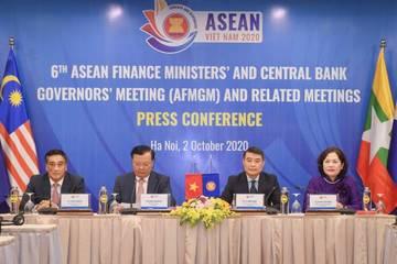 Bộ trưởng, Thống đốc ngân hàng ASEAN cam kết tiếp tục đẩy mạnh hội nhập tài chính tiền tệ