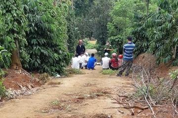 Hỗ trợ gia đình 3 nạn nhân tử vong trong rẫy cà phê lo hậu sự