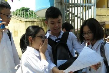 Công bố điểm chuẩn Đại học Ngoại Thương 2020