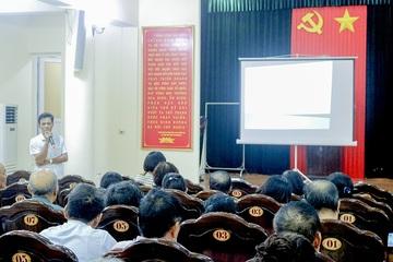 Nam Định: Tập huấn sâu rộng, đẩy lùi tội phạm mua bán người từ cơ sở