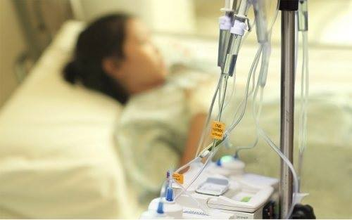 Khát khao có con sau điều trị ung thư vú