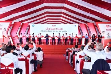 Khánh thành Tổ hợp MEATDeli Sài Gòn được đầu tư 1.800 tỷ đồng