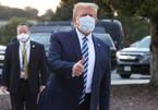 TT Trump xuất viện sau 3 ngày, khẳng định 'khỏe hơn 20 năm trước'