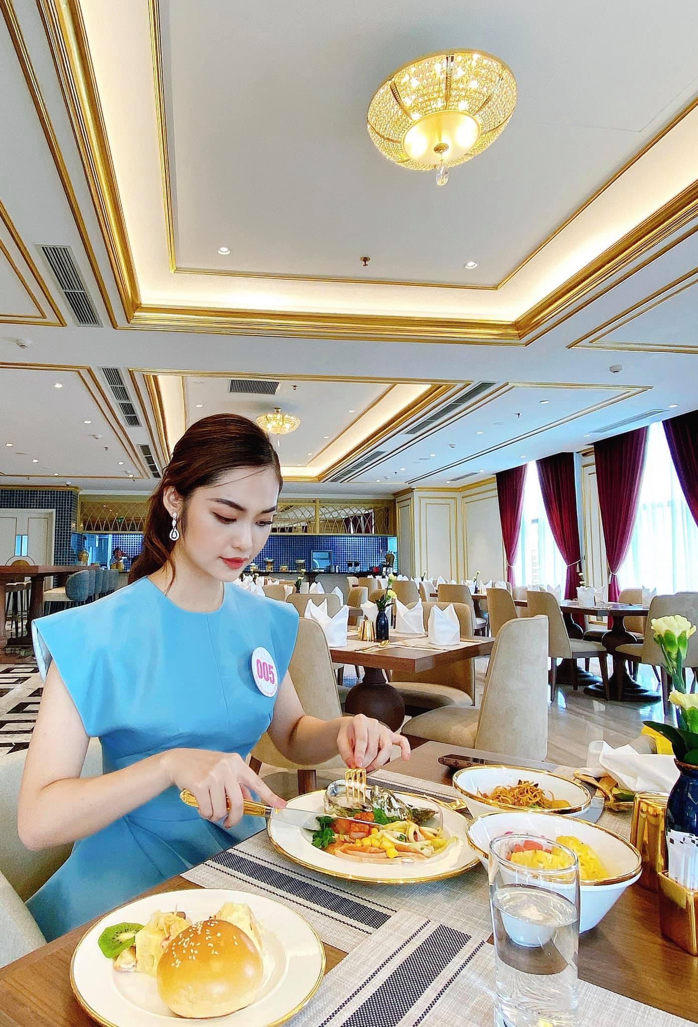 Nữ sinh dân tộc Tày được kỳ vọng tại Hoa hậu Việt Nam 2020