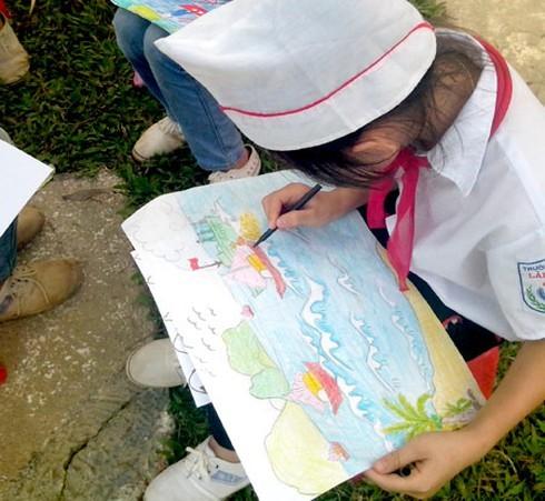 Quảng Nam: Tăng cường ý thức về chủ quyền biển đảo trong nhà trường