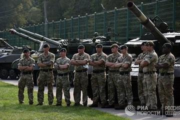 Căn cứ quân sự của Anh sẽ xuất hiện ở Ukraine?