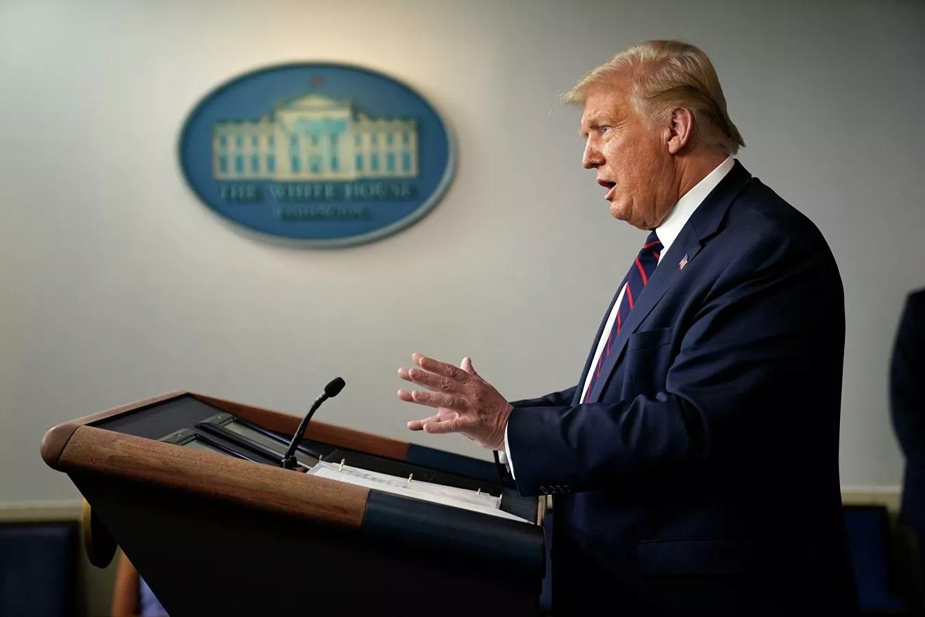 Tổng thống Mỹ Donald Trump,bầu cử Mỹ 2020