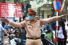 Hà Nội: Những tuyến đường tạm cấm trong các ngày 11-13/10