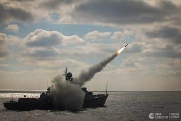 Video Quân đội Nga thử nghiệm thành công tên lửa siêu thanh Zircon