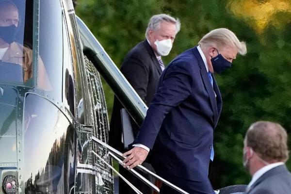 TT Trump mắc Covid-19, số người Mỹ chịu đeo khẩu trang gia tăng