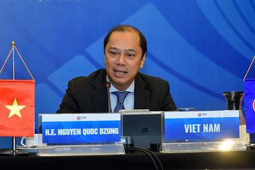 Hội nghị trực tuyến Quan chức Cao cấp (SOM) ASEAN