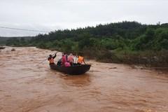 Mưa rào khắp các vùng, Trung Bộ, Tây Nguyên và Nam Bộ có mưa rất to