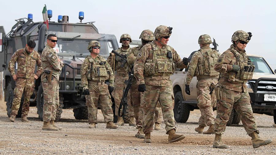 Ông Trump tuyên bố rút số lính Mỹ còn lại ở Afghanistan vào Giáng sinh