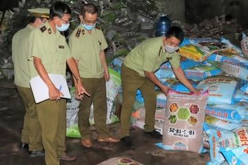 Đắk Nông: Xử phạt cơ sở sản xuất phân bón giả 115 triệu đồng